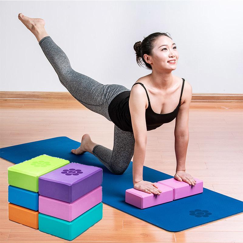 Каким должен быть идеальный блок для йоги